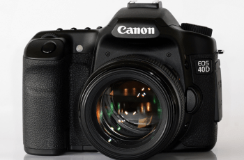 Canon EOS-40D Manual User Guide 1