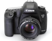 Camera for wedding photographer: Canon EOS 5D Mark II