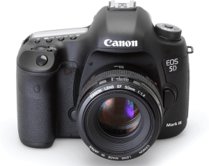 Canon EOS 5D Mark III Manual and User Guide