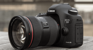 Canon EOS-5D Mark III Manual