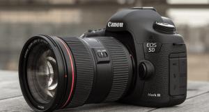 Canon EOS-5D Mark III Manual