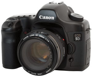 Canon EOS 5D Manual User Guide