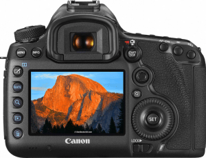 Canon EOS-5DS Manual User Guide..