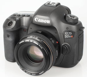 Canon EOS-5DS R Manual User Guide