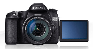 Canon EOS-70D Manual User Guide..