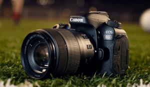 Canon EOS-80D Manual User Guide.