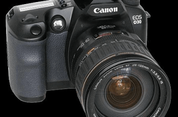 Canon EOS-D30 Manual User Guide 1