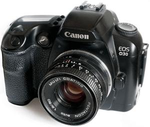 Canon EOS-D30 Manual User Guide