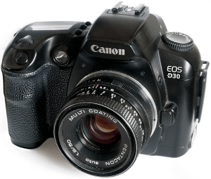 Canon EOS-D30 Manual User Guide