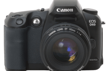 Canon EOS-D60 Manual User Guide 1