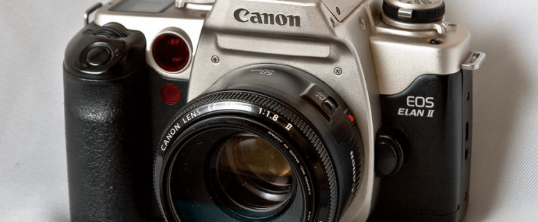 Bring it Back! The Canon EOS ELAN II and IIE Manual For User Guidance 4