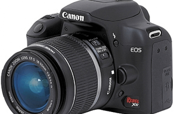 CANON EOS Rebel XS Manual, a Guidance to Canon Clean Shoot Camera 1