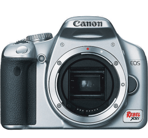 CANON EOS Rebel XSi Manual, Manual for Canon Clearly Shoot Camera .(1)