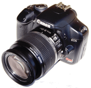CANON EOS Rebel XSi Manual, Manual for Canon Clearly Shoot Camera(1)