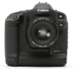 Canon EOS-1Ds User Guide, a Guidance to Canon's Strongly Weatherproof Camera 6