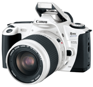 Canon EOS Rebel 2000 Manual User Guide, A perfect Guidance for Rebel Users.