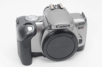 Canon EOS Rebel T2 Manual: Superb Feature Camera for Professional 1
