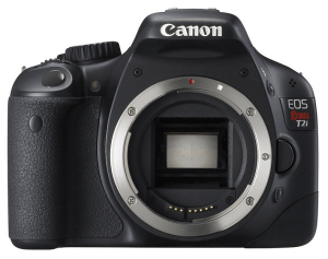 Canon EOS Rebel T2i Manual Guidance to Upgraded Rebel with Max Performance