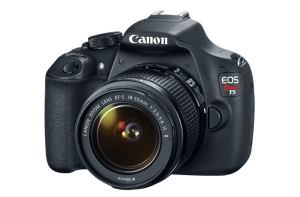 Canon EOS Rebel T5 Manual Standard Features Camera Manual.