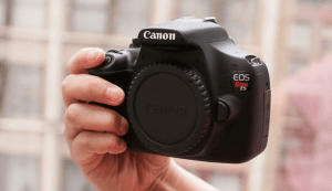 Canon EOS Rebel T5 Manual Standard Features Camera Manual
