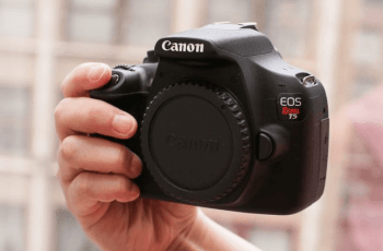 Canon EOS Rebel T5 Manual: Standard Features Camera Manual 1