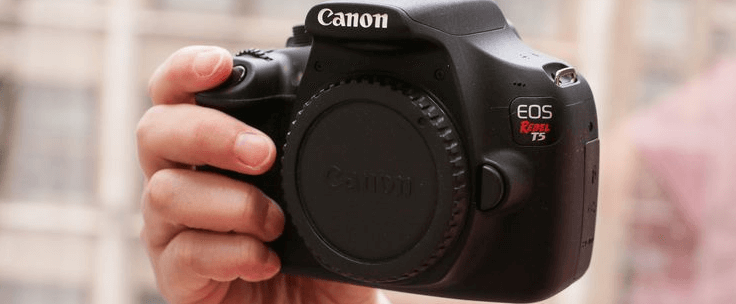 Canon EOS Rebel T5 Manual: Standard Features Camera Manual 9