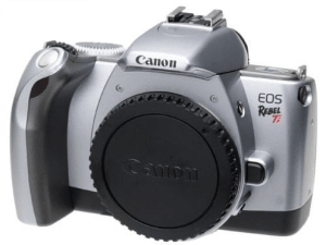 Canon EOS Rebel Ti Manual, a Rebel Ti Camera Manual for Your Ease and Simplicity.