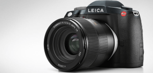 Leica S-E Manual, A Manual of Leica Elegantly Fast Camera