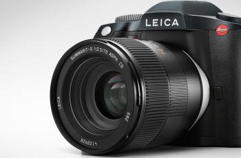 Leica S-E Manual, A Manual of Leica Elegantly Fast Camera 1