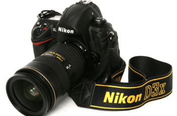 Nikon D3X Manual, Manual of Nikon's Economical Camera with Ergonomic Design 1
