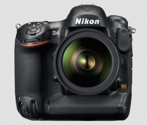 Nikon D4 Manual User Guide, a Guide for Nikon Fast-Capturing Camera