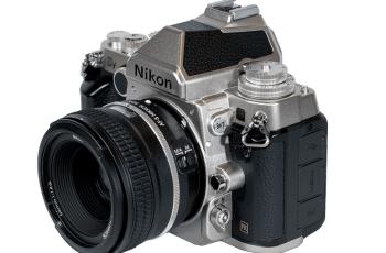 Nikon Df Manual Guide, a Manual Guide for Nikon Classically Modern Camera 1