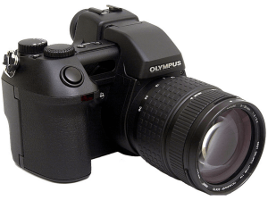 Olympus E-10 User Manual: a Guidance to Advanced Technology in Small Package Camera