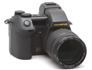 Olympus E-20N Manual: a Manual of Olympus 5MP Camera with Excellent Lens