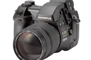 Olympus E-20N Manual: a Manual of Olympus 5MP Camera with Excellent Lens 1