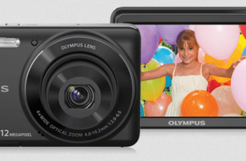 Olympus VG-110 Manual: A Manual of Image Stabilization in Compact Package Camera 1