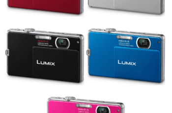 Panasonic Lumix DMC-FP1 Manual, Best Affordable Camera in stores Manual 1