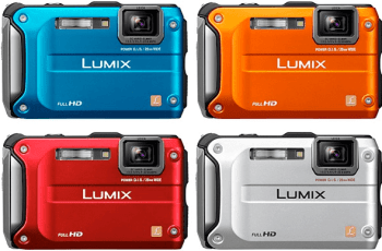 Panasonic Lumix DMC-TS3 Manual, Your Best Outdoor Camera Manual 1