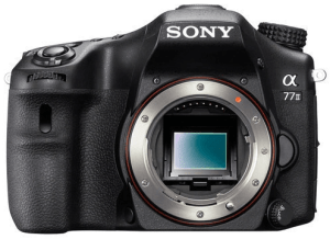 Sony ILCA-77M2GBL Manual, a Manual for Sony Professional Camera Use