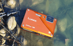 Panasonic Lumix DMC-TS1 Manual: The Manual of Panasonic's First Underwater camera