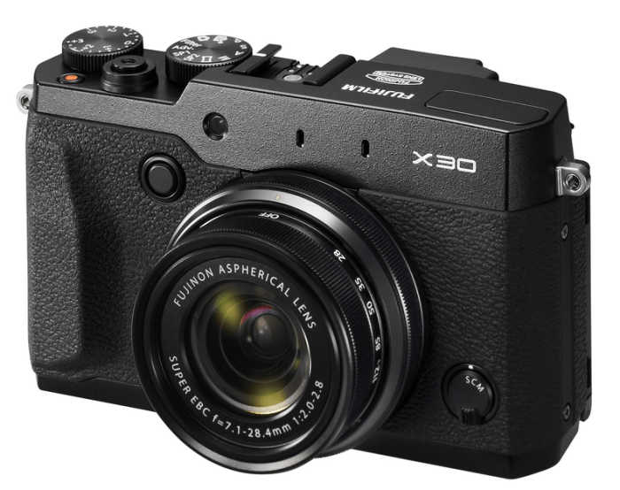A Manual of Remotely Controlled Camera: FUJIFILM X30 Manual