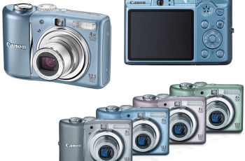 Canon PowerShot A1100IS Manual, a Guidance for Low Budget Camera with Amazing Features 1