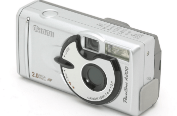 Canon PowerShot A200 Manual, a Manual for your Trip Companion Camera 1