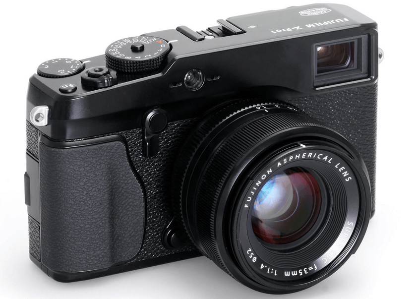 FUJIFILM X-Pro1 New Features Manual and Full Camera Review 1