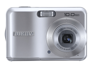 Fujifilm A100 Manual, a Manual to Fuji's Compact Camera
