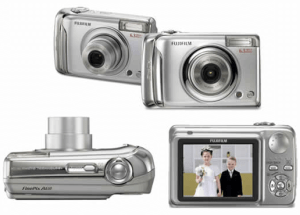 Fujifilm FinePix A610 Manual for Fuji's Truly Compact Camera