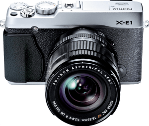 Fujifilm X-E1 New Features Manual User Guide
