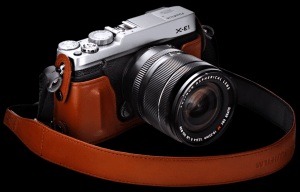 Fujifilm X-E1 New Features Manual User Guide