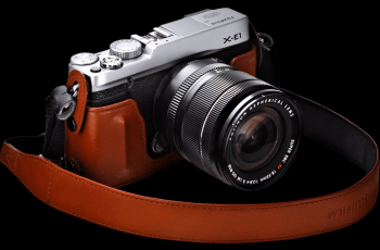 Fujifilm X-E1 New Features Manual User Guide 1