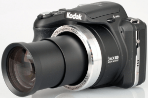 Kodak AZ361 Manual for Your Action and Point Camera with Classy Appearance